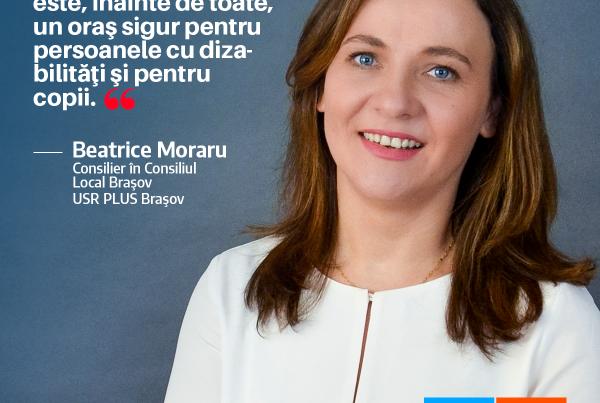 Beatrice Moraru citat
